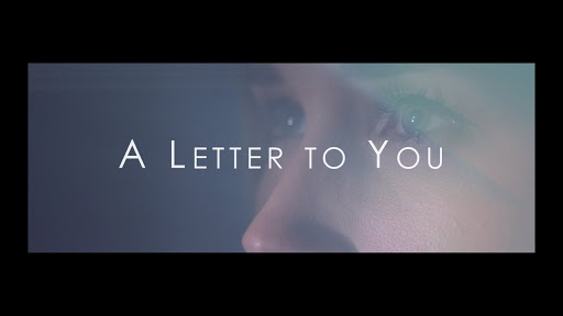A personal letter to you