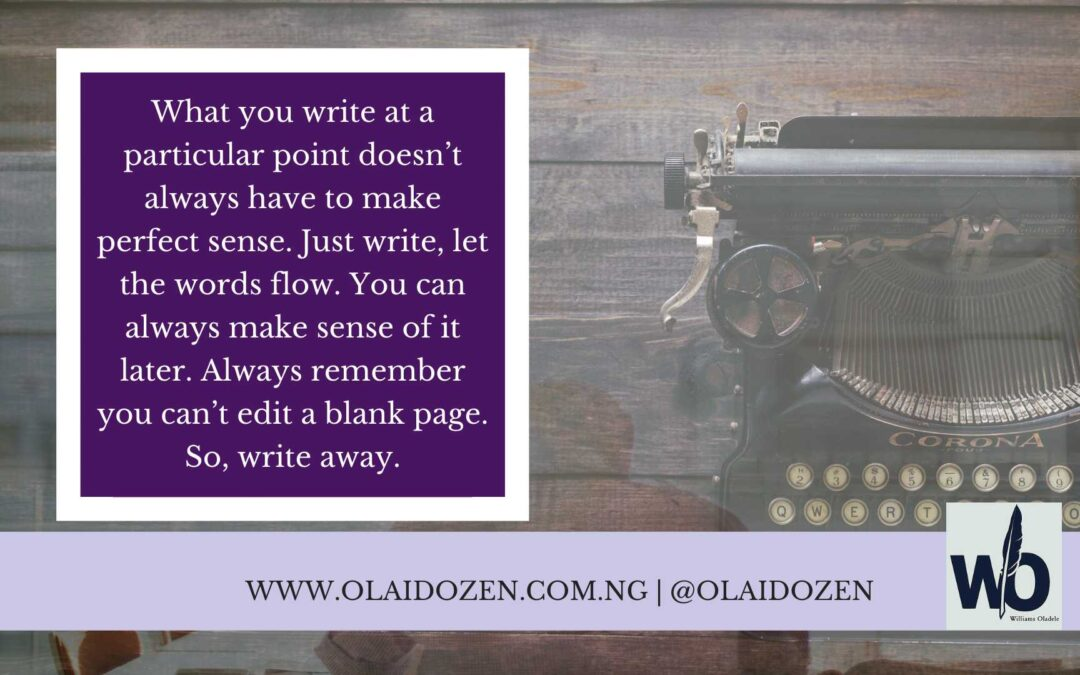 Take these two steps to become a better writer