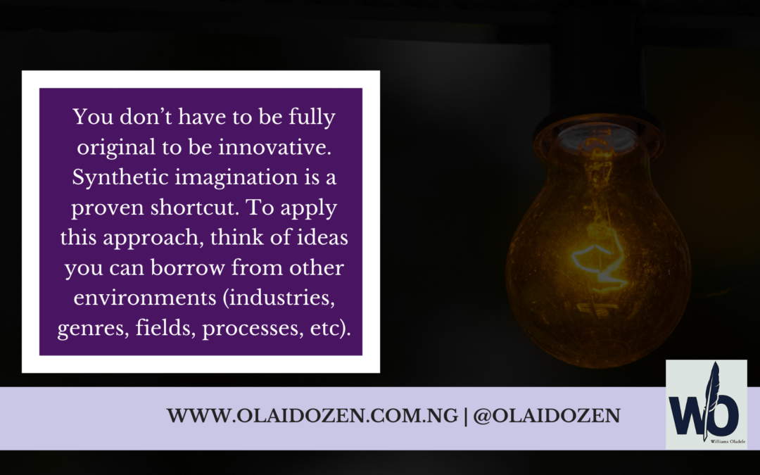 A proven shortcut to innovation and creativity